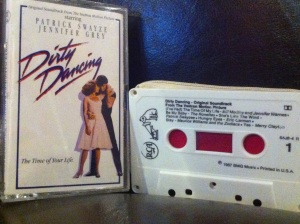 Dirty Dancing cassette