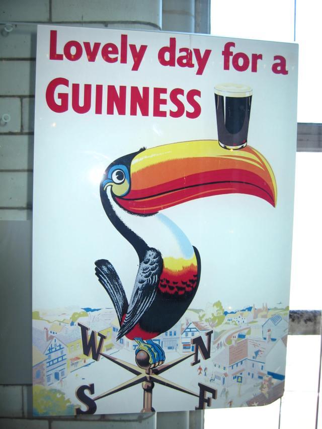 Guinness Warehouse, Dublin, Ireland